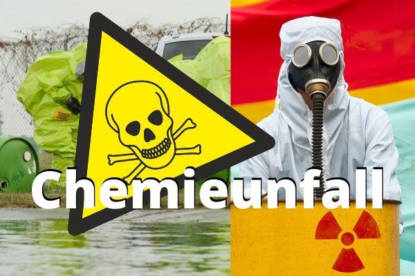 Chemieunfall