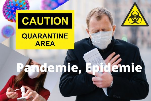 Pandemie, Epidemie