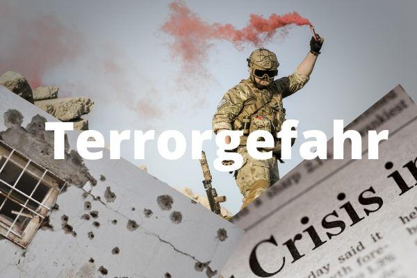 Terrorgefahr