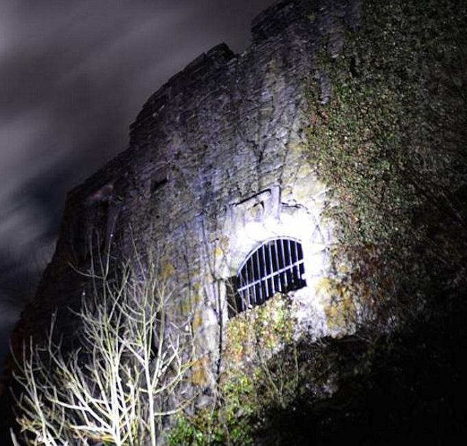 Burg Hohenschramberg Rottweil Nachtwanderung