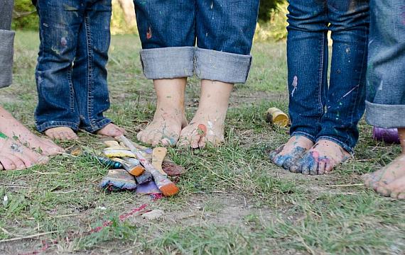 Familienfeier Outdoor Adventure