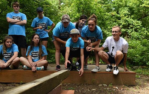 Ideen Teambuilding Maßnahmen in der Natur