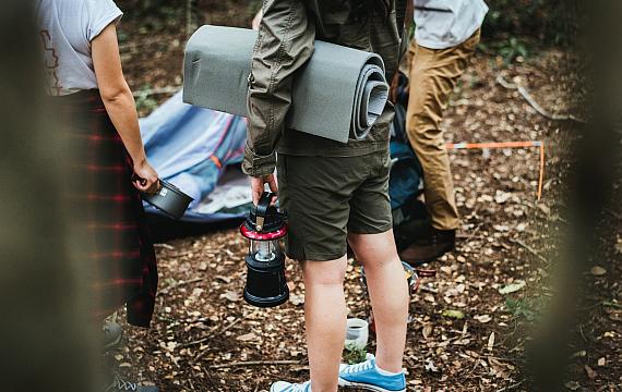 Outdoor Teamevent Survival Teamevent