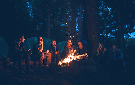 Survival Adventure Familienfeier Geburtstag