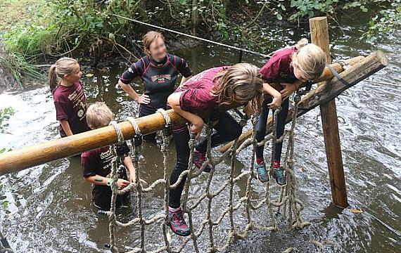 Teamevent Survival Bushcraft Camp Outdoor