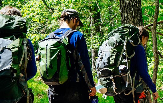 Teamevent Trekking Tour Wildnis
