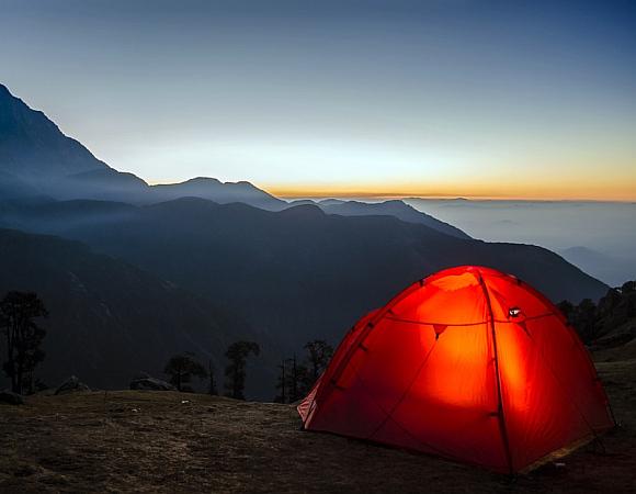 Trekking Camp Ausstatter