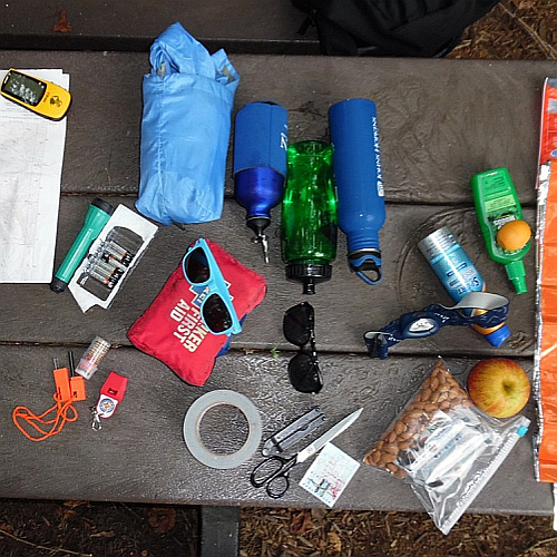 trekking ten essentials