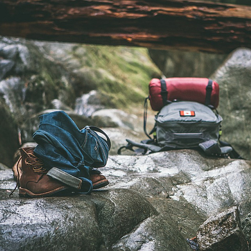 trekkingtouren kleidung