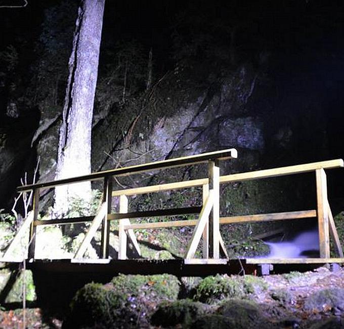 Wandertouren Rottweil Nacht Burgen