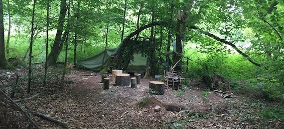 Wildnis Camp