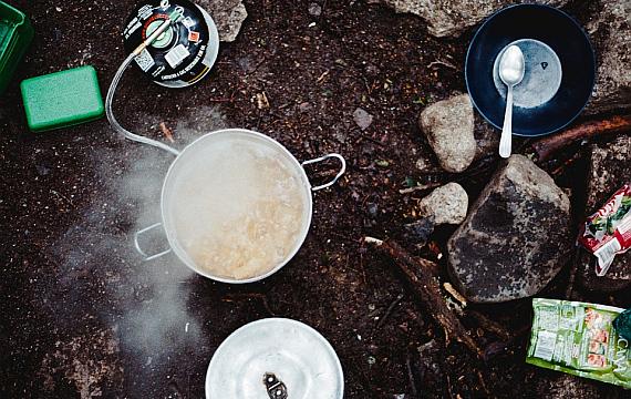 Wildnis Camp Incentive Reisen Survival